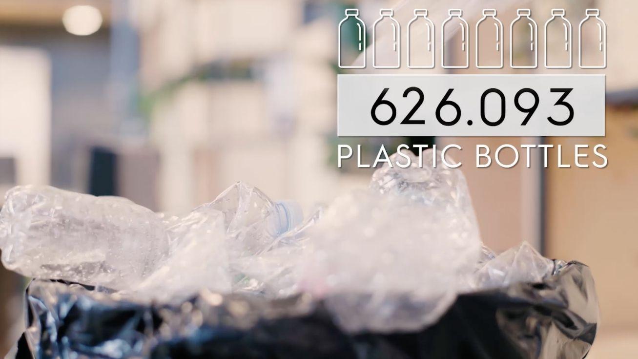 Caso studio Electrolux - Plastic Free