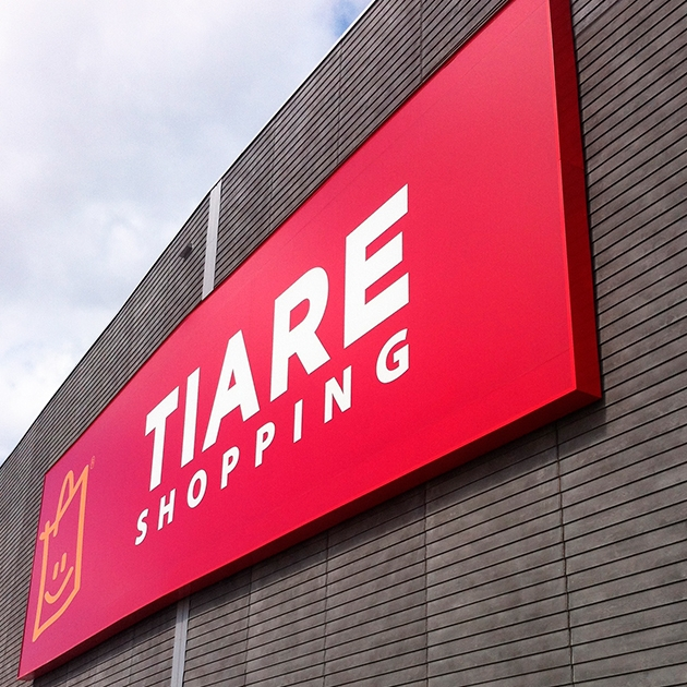 Caso studio Tiare Shopping